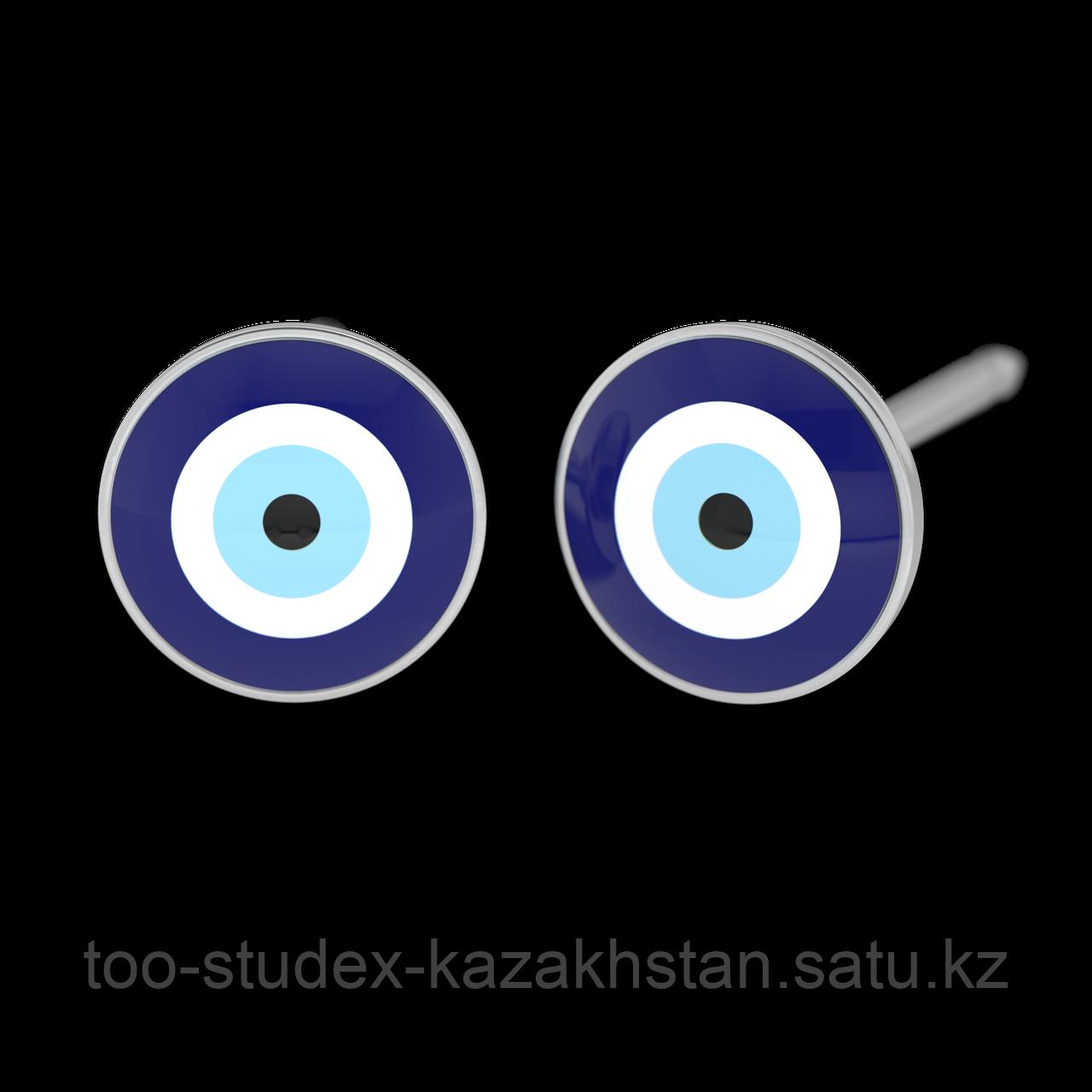 "7512-0668 Серьги для прокола STUDEX System75 ""Назар"" - фото 1"