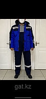 Зимняя спецодежда, утепленный рабочий одежда, фото 1