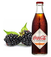 Coca-Cola Specialty Blackberries & Juniper Ягода можевельник стеклянная бутылка 250ml (12шт-упак)