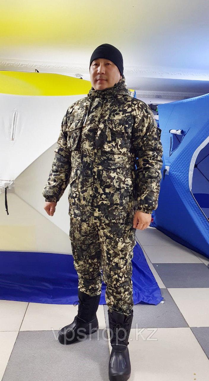 "Зимний камуфляжный костюм ""Зимний лес"""