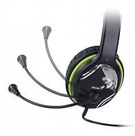 Cтерео наушники Genius HS-400A headphone, 31710169100