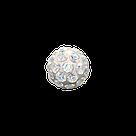 """7522-0315 Серьги-иглы System75™ """"Fireball"""" с кристаллами, фото 3"""