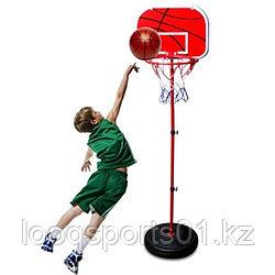 Игровой набор Баскетбольное кольцо со стойкой до 140 см