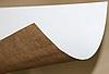 Целлюлозный мелованный картон с крафт-оборотом SvetoCoat в ролях, 330 гр