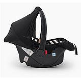 Автокресло 0-13 кг Happy Baby Skyler V2 Jet Black, фото 3