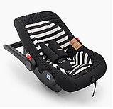 Автокресло 0-13 кг Happy Baby Skyler V2 Jet Black, фото 4