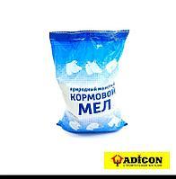 МЕЛ кормовой природный молотый, пакет 2 кг Ваше хозяйство