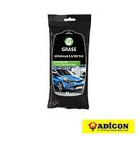 Салфетка влажная для очистки и зеркал IT-0313 Grass