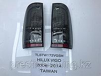 Задние фонари на Toyota Holux 2005-15 Black color