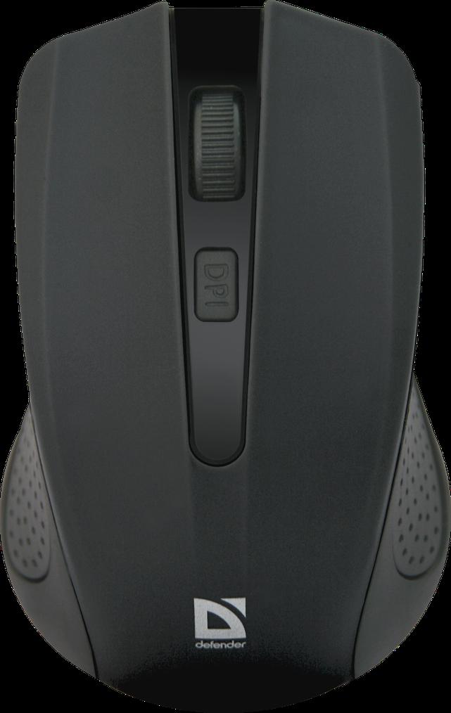 Мышь беспроводная Defender Accura MM-935 черный