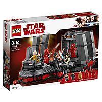 LEGO Star Wars: Тронный зал Сноука 75216