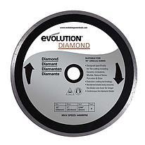 Диск алмазный RAGEBLADE255DIAMOND 255х25,4х2 для резки кирпича, бетона.