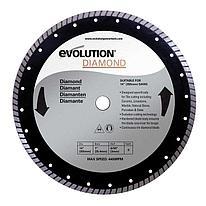 Диск алмазный RAGEBLADE355DIAMOND 355х25,4х2 для резки кирпича, бетона.