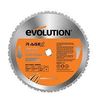 Диск пильный RAGEBLADE355MULTI 355х25,4х2,2 Z=36, универсальный.