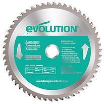 Диск EVOLUTION EVOBLADE180AL 180х20х2,0х54 по алюминию.
