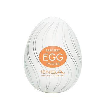 Яйцо - Мастурбатор Egg Twister от Tenga