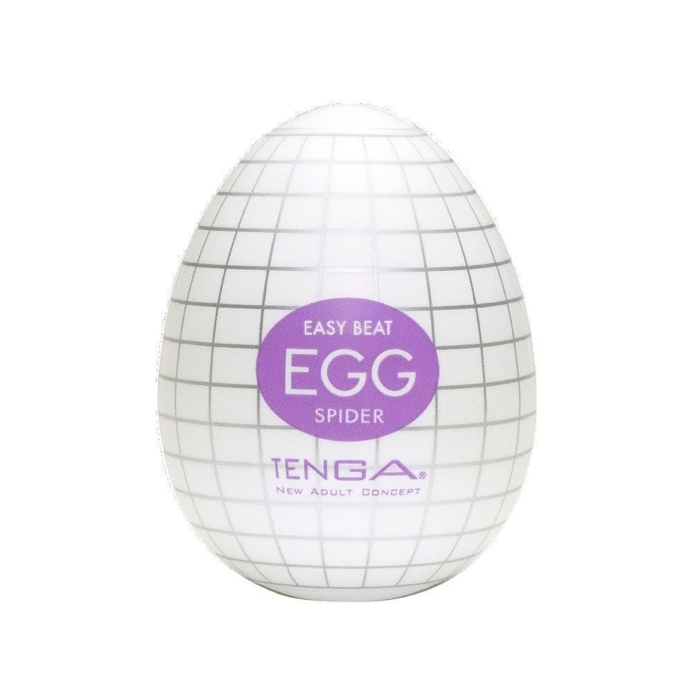 Яйцо - Мастурбатор Egg Spider от Tenga