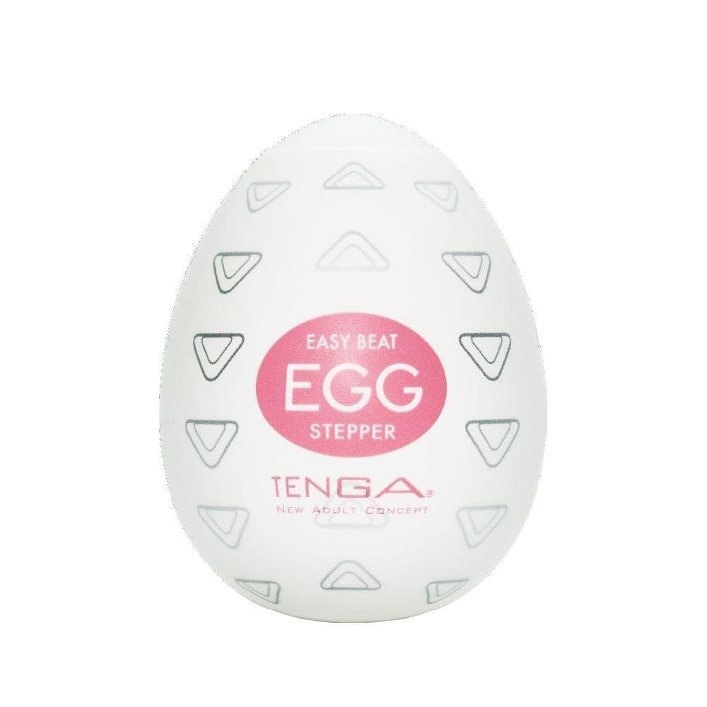 Яйцо - Мастурбатор Egg Stepper от Tenga