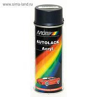 Краска-спрей для бампера ВАЗ 2110 графит, 400 мл, MOTIP