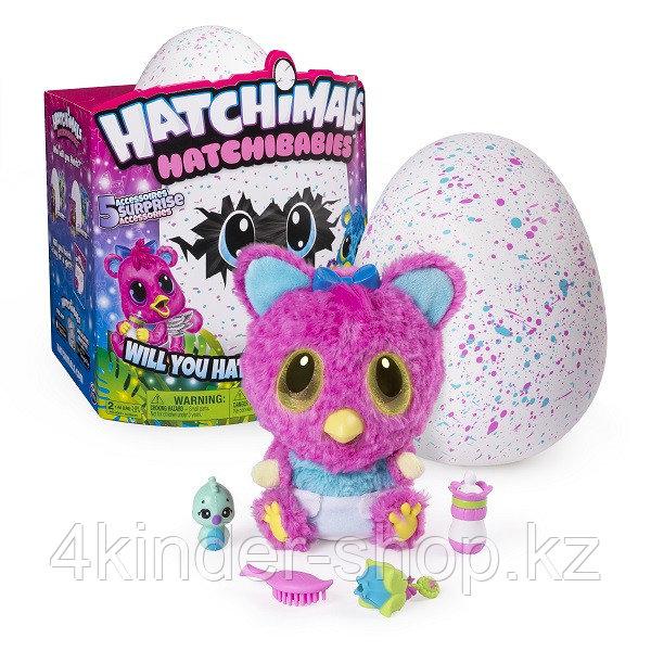Хетчималс Hatchy-малыш интерактивный питомец вылупляющийся из яйца Hatchimals - фото 3