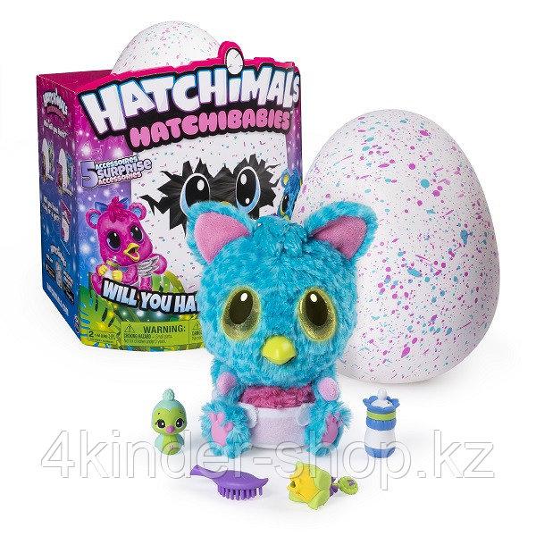 Хетчималс Hatchy-малыш интерактивный питомец вылупляющийся из яйца Hatchimals - фото 4