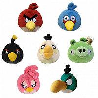 Angry Birds плюшевый в ассортименте 5 дюймов со звуком