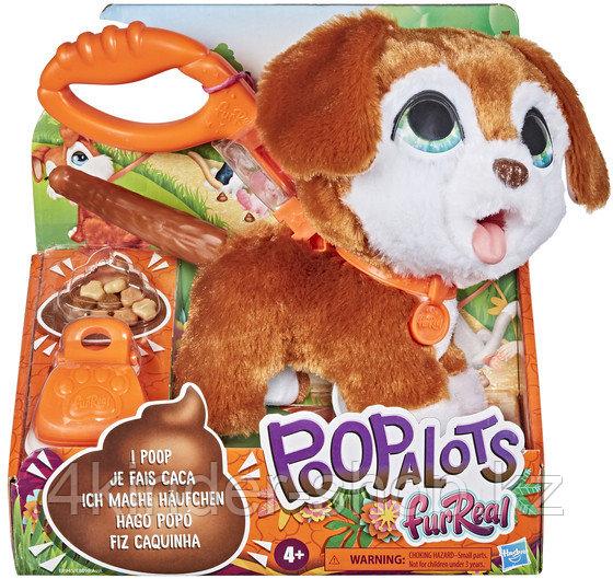 Интерактивная игрушка Hasbro FurReal Friends Большой шаловливый питомец Щенок - фото 1