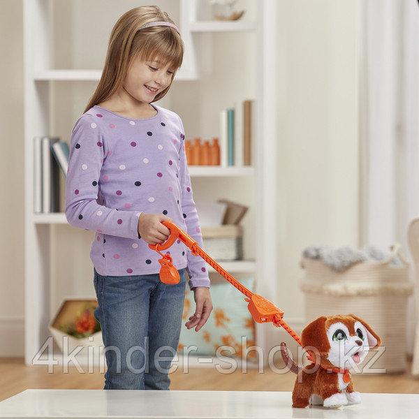Интерактивная игрушка Hasbro FurReal Friends Большой шаловливый питомец Щенок - фото 3