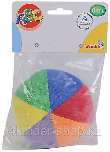 Мягкий мяч Simba со звуком 13 см - фото 1