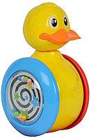 Игрушка Simba Неваляшка Утка, цвет желтый, красный, голубой