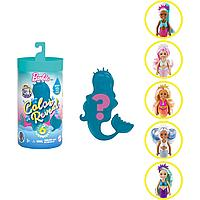 Кукла Barbie Челси волна 3 в непрозрачной упаковке (Сюрприз) GTP53
