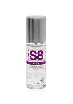 Гибридная смазка на водно-силиконовой основе от Stimul8, 125 мл