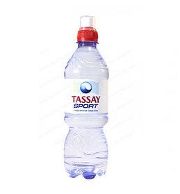 Вода Tassay Sport, без газа 0,5 л