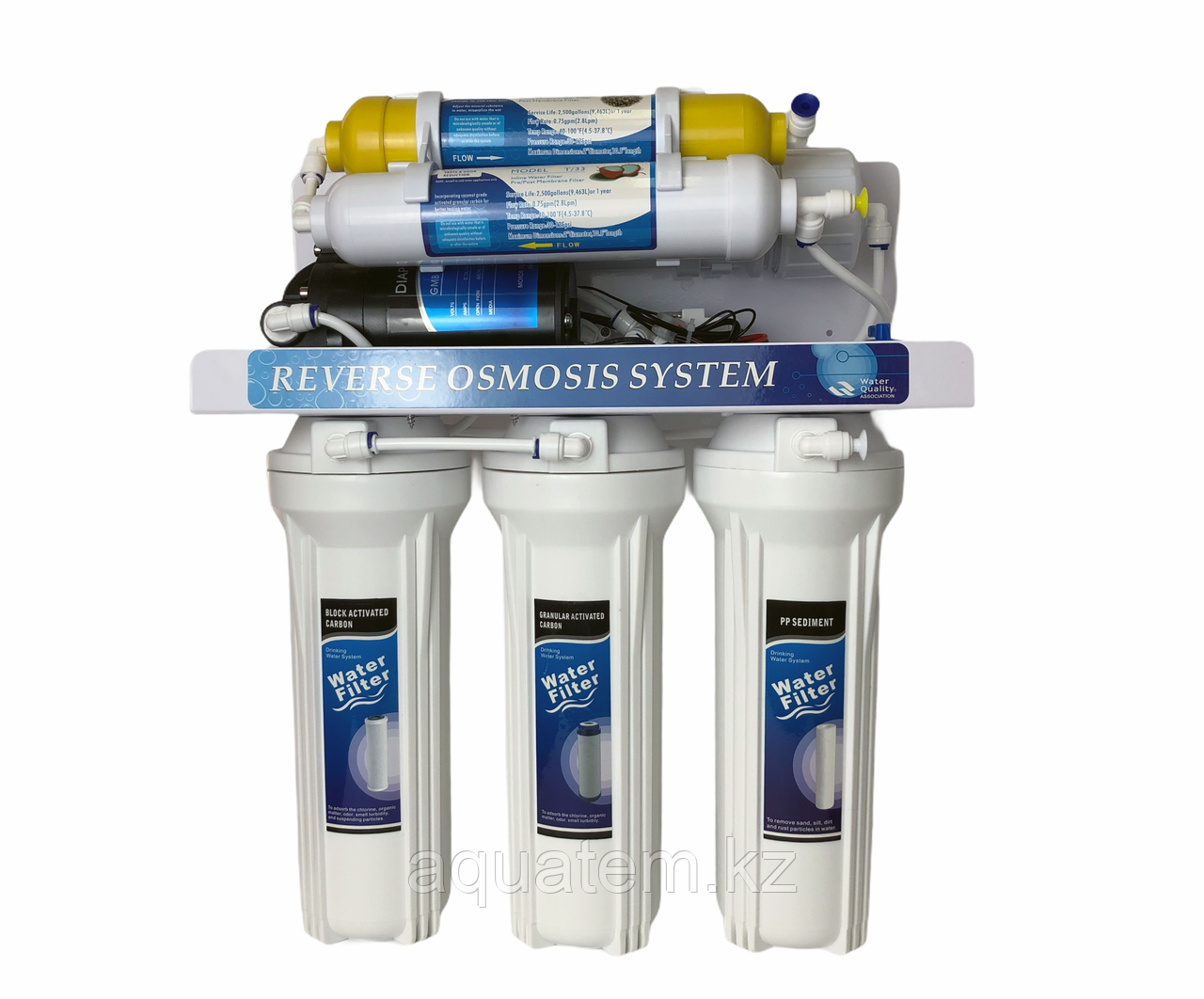 Фильтр для воды обратного осмоса GIDROTEK