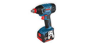 Аккумуляторный ударный гайковёрт GDX 14,4 V-LI Professional