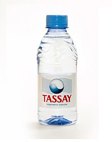 Вода Tassay без газа 0,2 л