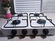 Газ плита,газовая плита 4 х конфорочная, фото 2
