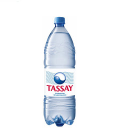 Вода Tassay без газа 1 л.