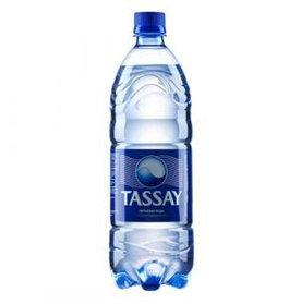Вода Tassay с газом 1 л.