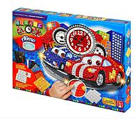 Danko Toys Набор для творчества Mosaic Clock Тачки