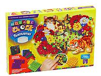 Danko Toys Набор для творчества Mosaic Clock Котята