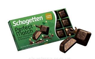 SCHOGETTEN Perfect Match Dark & Nuts 100гр (15 шт. в упаковке)