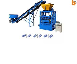 Оборудование по производству сплиттерных блоков, тротуарных плиток, бордюров и т.д.