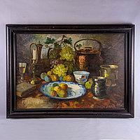 «Натюрморт с фламандской посудой»