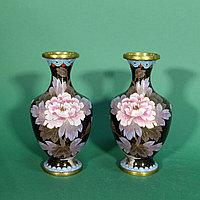 Парадная ваза. Китай. Середина ХХ века