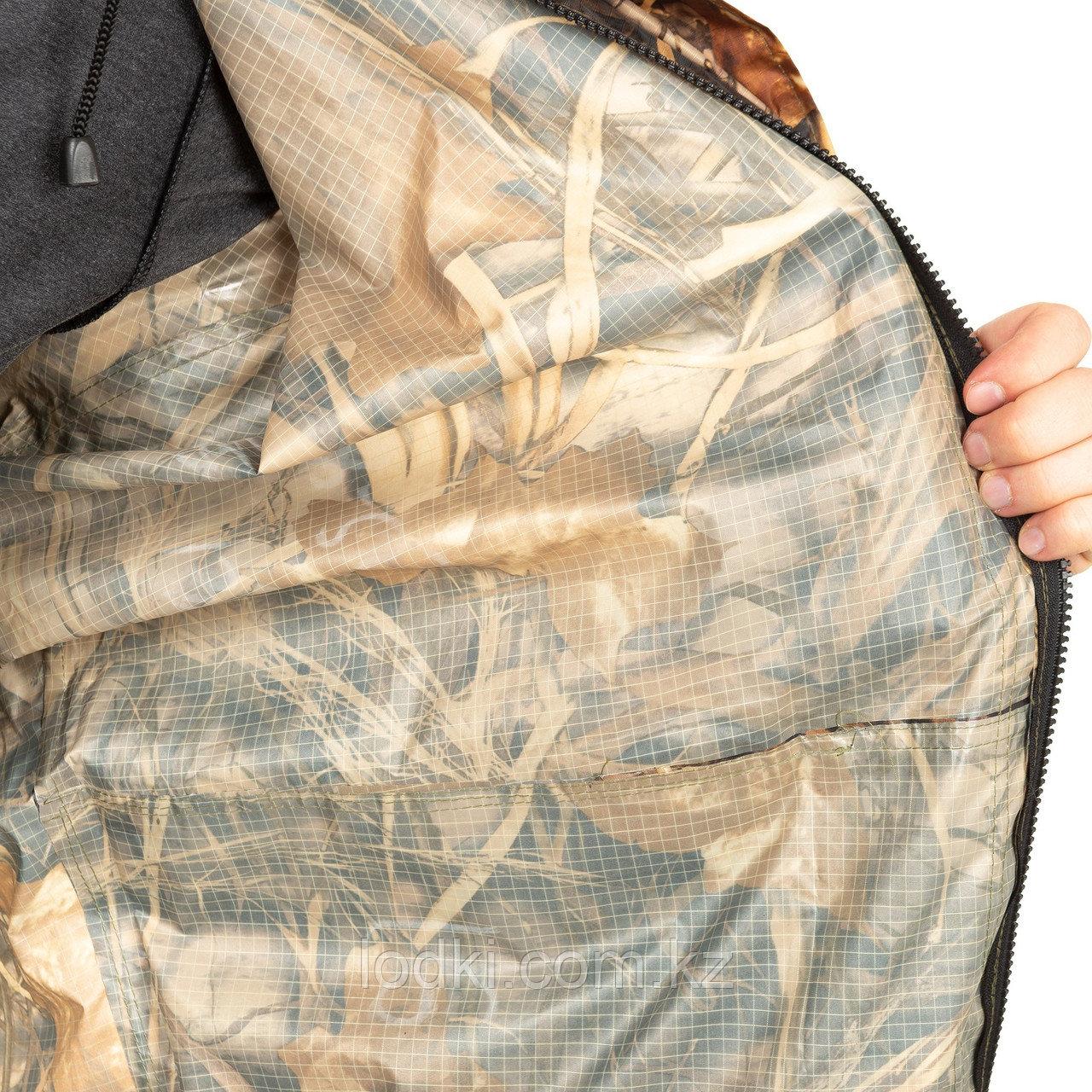 Костюм дождевик ВВЗ Склон2 цвет Камыш ткань Таффета 3000мм Размер от44до64 - фото 5