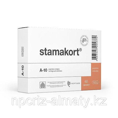 СТАМАКОРТ А-10 пептидный биорегулятор стенок желудка