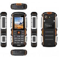 Мобильный телефон Texet TM-513R Black-Orange