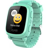 Смарт часы Elari KIDPHONE 2 Green