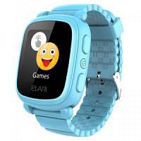 Смарт часы Elari KIDPHONE 2 Ice Blue